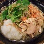 蔵王地鶏蕎麦